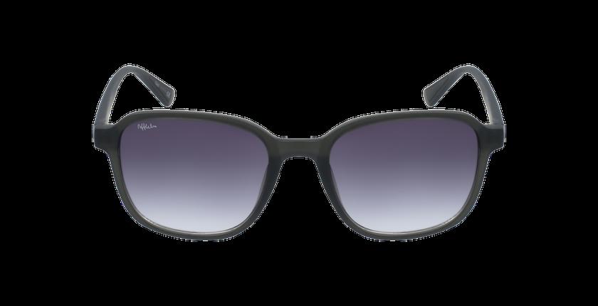 Lunettes de soleil SOLFEO gris - Vue de face