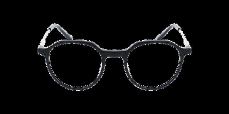 Lunettes de vue femme CLARIS noirVue de face