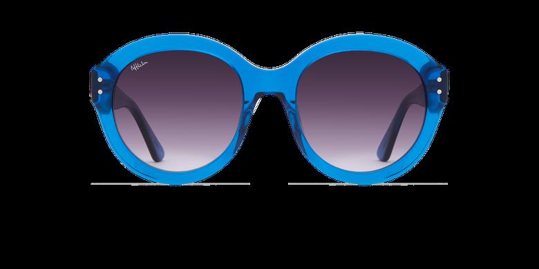 Lunettes de soleil femme ALYSSA bleu