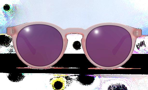 Lunettes de soleil femme FROZZY rose - danio.store.product.image_view_face