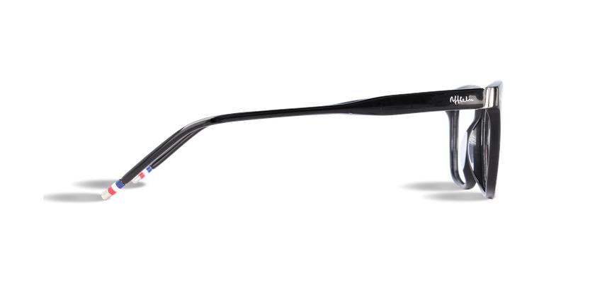 Lunettes de vue homme KOTO noir - Vue de côté
