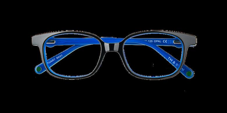 Lunettes de vue enfant STUART noir/bleu
