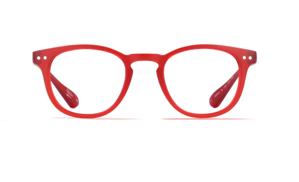 Lunettes de vue BLUE BLOCK MIXTE rouge - danio.store.product.image_view_face