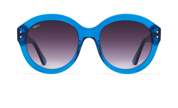 Lunettes de soleil femme ALYSSA bleu - danio.store.product.image_view_face