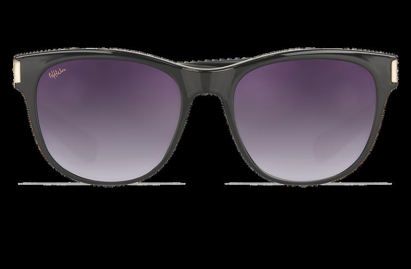 Lunettes de soleil femme LORENA noir - danio.store.product.image_view_face