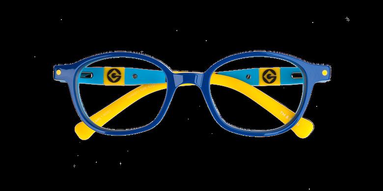 Lunettes de vue enfant CARL1 bleu/jaune