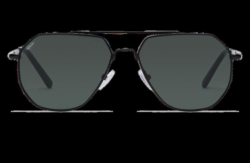 Lunettes de soleil homme MENDOSA noir - danio.store.product.image_view_face