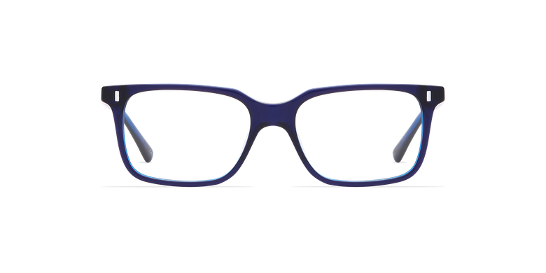 Lunettes de vue homme ANDREW violet/bleu