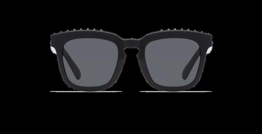 Lunettes de soleil enfant PIA noir - Vue de face