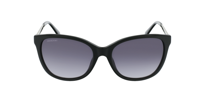 Lunettes de soleil femme SK0218 noir