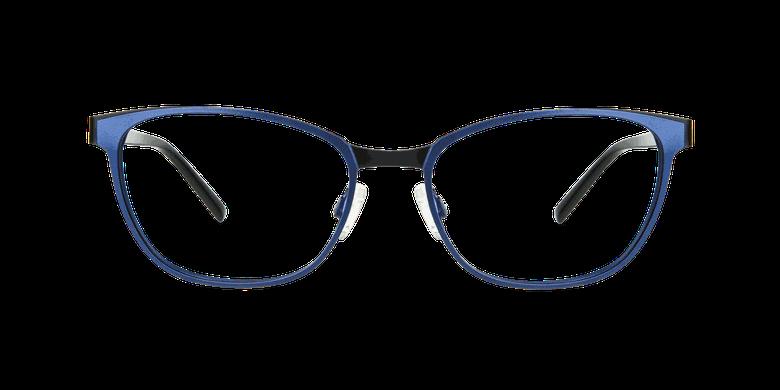 Lunettes de vue femme ALPHA4 bleu