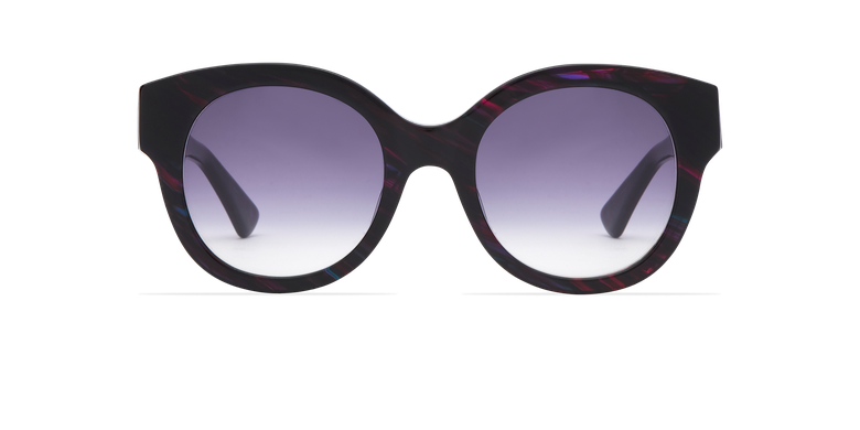 Lunettes de soleil femme CINDY violet