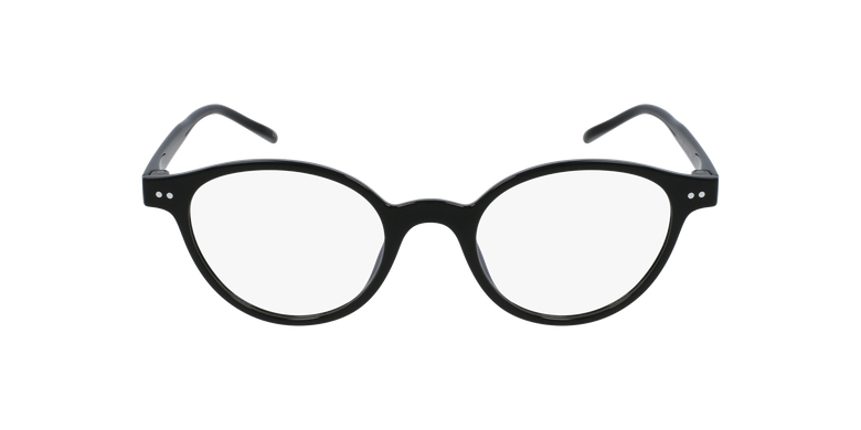 Lunettes de vue femme MAGIC 49 noirVue de face