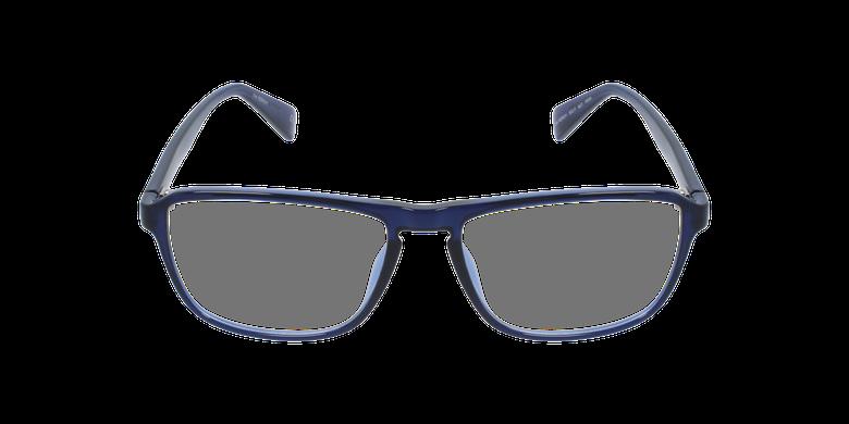 Lunettes de vue homme RZERO11 bleuVue de face