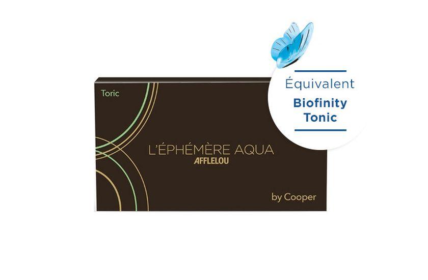 Lentilles de contact Ephémère Aqua Mensuelle Toric 6L - danio.store.product.image_view_face