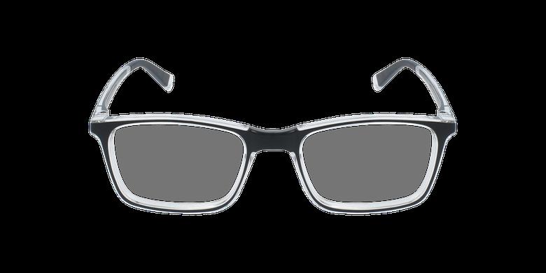 Lunettes de vue enfant REFORM COLLEGE 1 noirVue de face