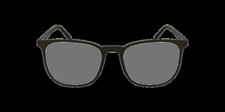 Lunettes de vue homme LOEVAN marron/bleuVue de face