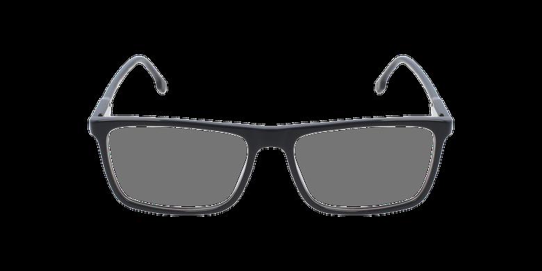 Lunettes de vue homme 225 noirVue de face