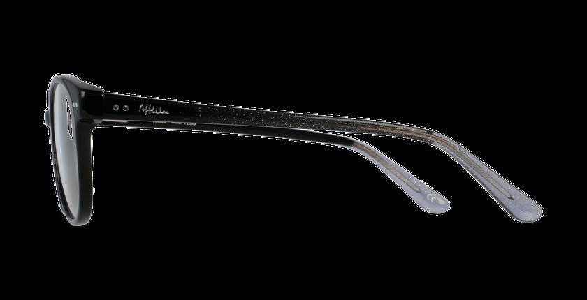 Lunettes de vue enfant TESS noir - Vue de côté