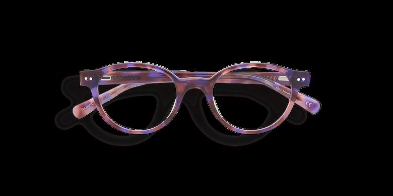 Lunettes de vue enfant MINIMI violet/écaille