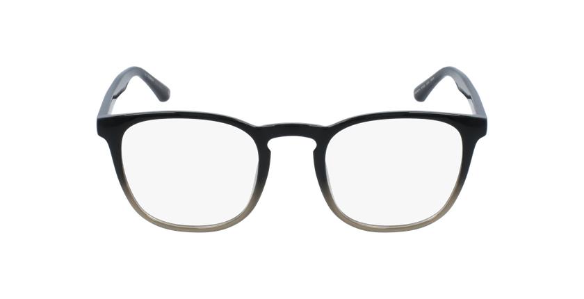 Lunettes de vue homme RZERO14 gris - Vue de face