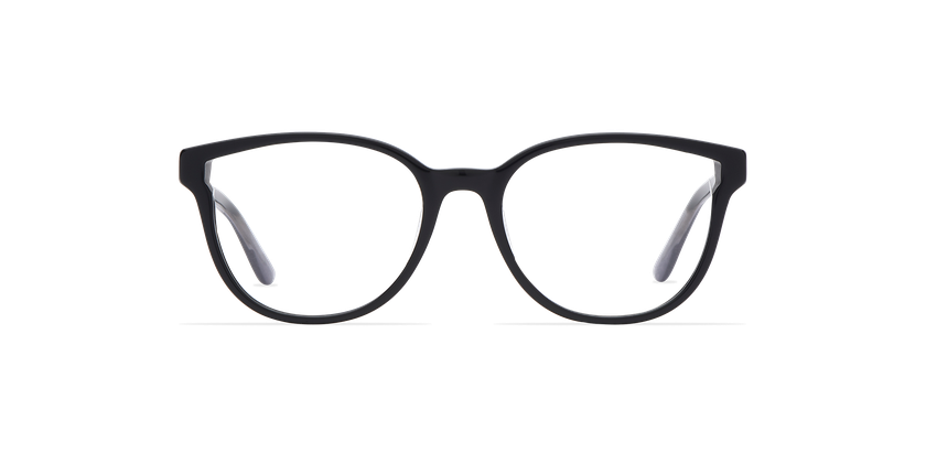 Lunettes de vue femme GAELLE noir - Vue de face