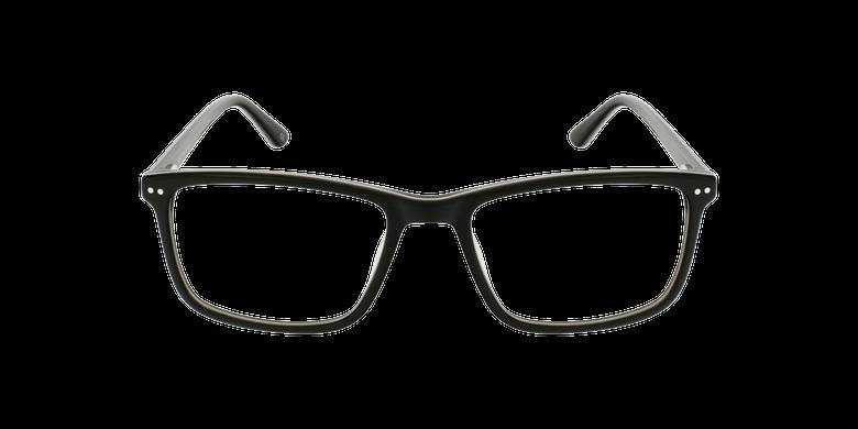 Lunettes de vue homme GWENDAL noir/grisVue de face