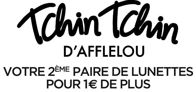 Tchin Tchin d'Afflelou