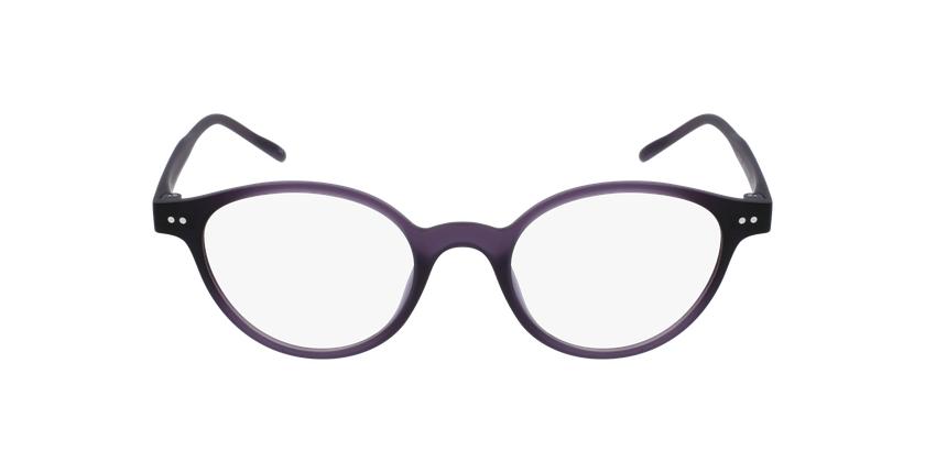 Lunettes de vue femme MAGIC 49 BLUEBLOCK violet - Vue de face