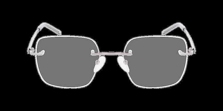 Lunettes de vue femme IDEALE-29 grisVue de face