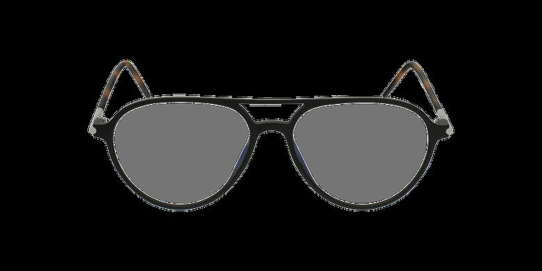 Lunettes de vue MAGIC 75 noir/écailleVue de face