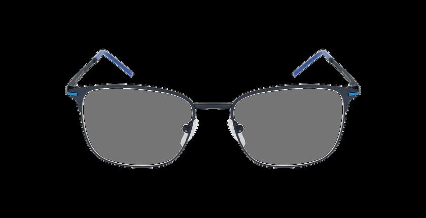 Lunettes de vue homme NEPTUNE gris/blanc - Vue de face