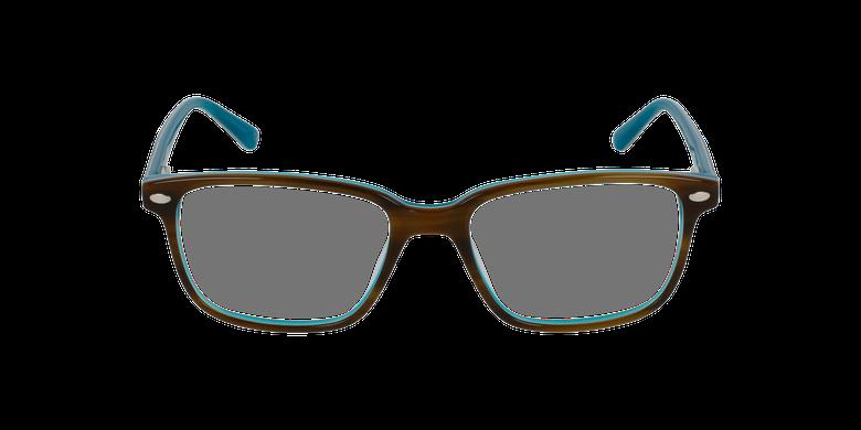 Lunettes de vue enfant AIDAN écaille/turquoise