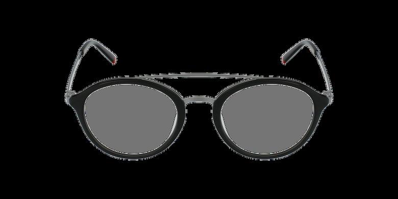 Lunettes de vue ROSSINI noirVue de face