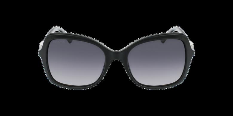 Lunettes de soleil femme SK0235-H noirVue de face