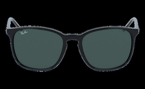 Lunettes de soleil homme 0RB4387 noir - danio.store.product.image_view_face