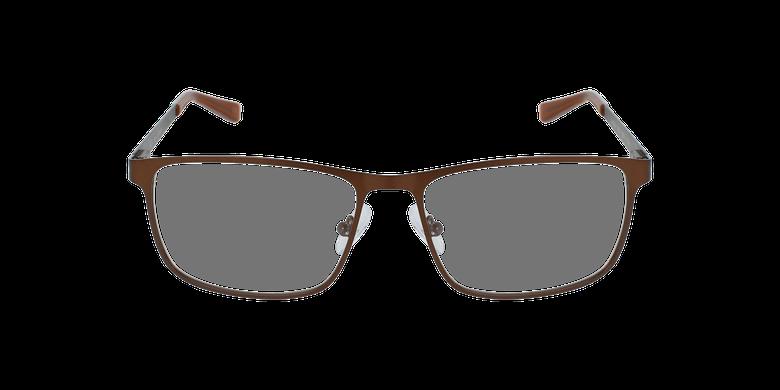 Lunettes de vue homme GERMAIN marron