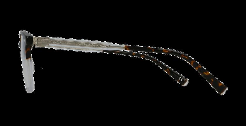 Lunettes de vue RAVEL blanc - Vue de côté