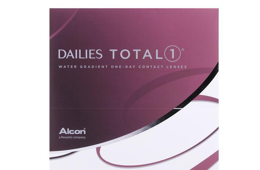 Lentilles de contact Dailies Total 1 90L - danio.store.product.image_view_face