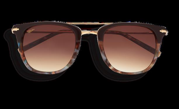 Lunettes de soleil homme MACKAY marron - danio.store.product.image_view_face