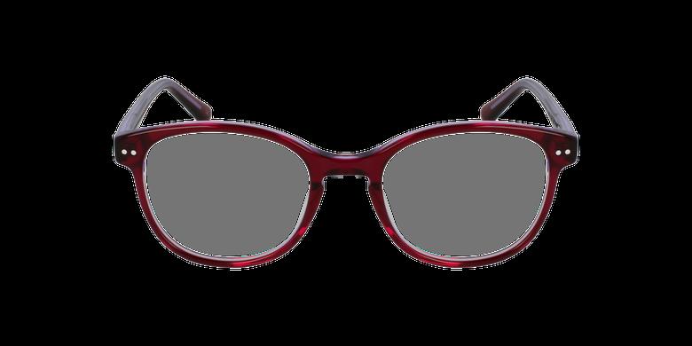 Lunettes de vue enfant TESS rose/violetVue de face