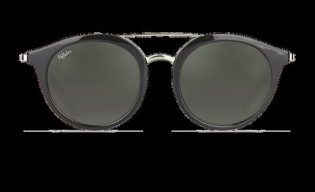 Lunettes de soleil femme ITABATA noir/argenté - danio.store.product.image_view_face