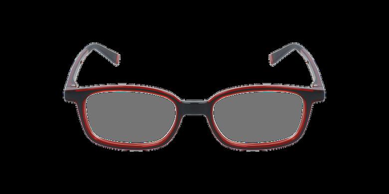 Lunettes de vue enfant REFORM PRIMAIRE 1 noir/rougeVue de face