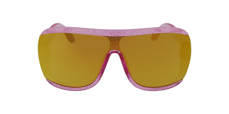 Lunettes de soleil enfant LORETA rose