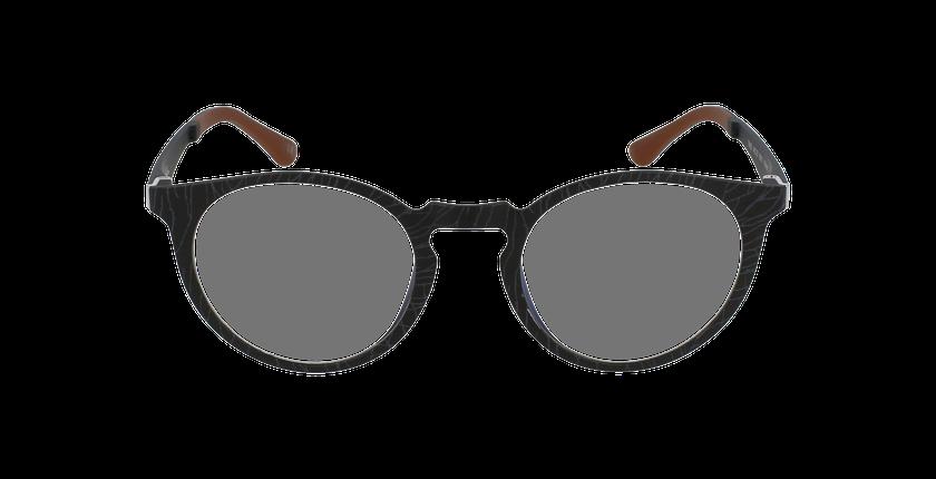 Lunettes de vue MAGIC 35 BLUEBLOCK noir - Vue de face