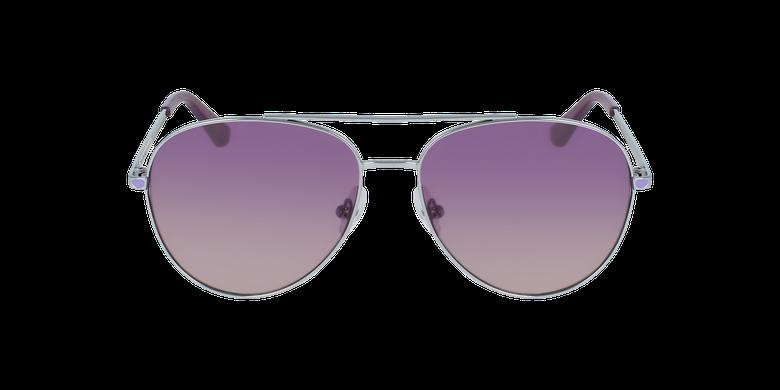Lunettes de soleil femme PK0017 violetVue de face