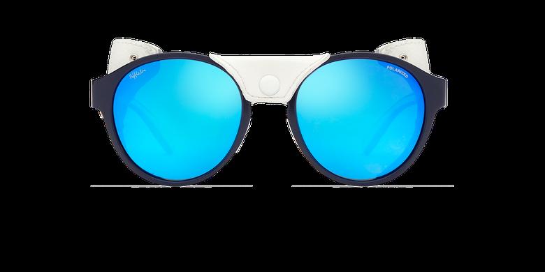 Lunettes de soleil femme FLOCON bleu
