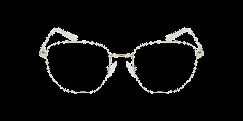 Lunettes de vue femme ERIN blanc