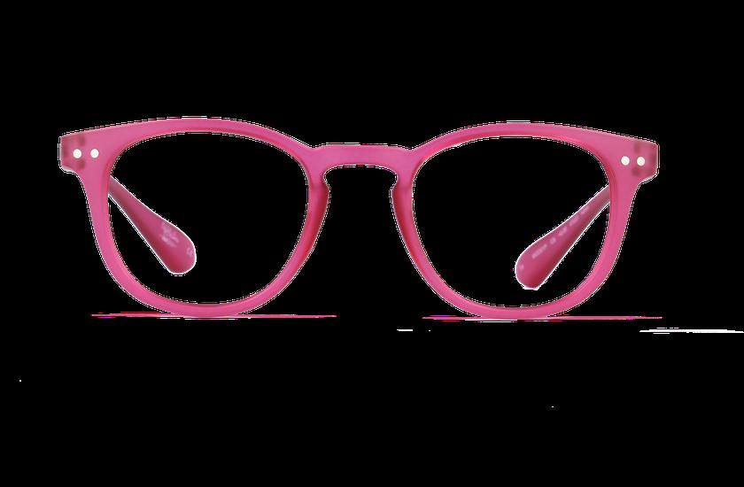 Lunettes de vue BLUE BLOCK MIXTE rose - danio.store.product.image_view_face