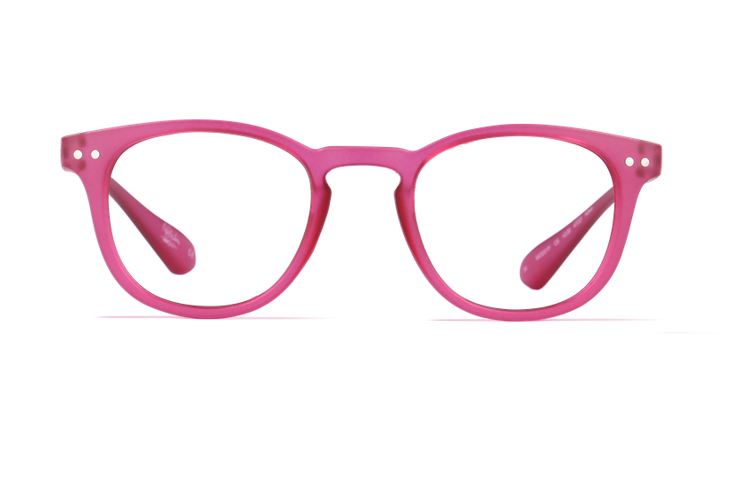 Lunettes de vue BLUE BLOCK MIXTE rose - danio.store.product.image_view_face